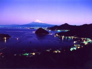 富士山(沼津市・三津浜)