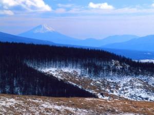 富士山(霧ヶ峰)