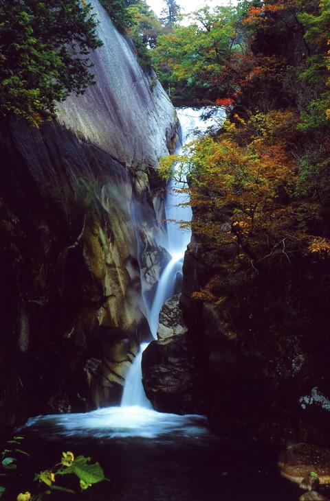 昇仙峡 仙娥滝