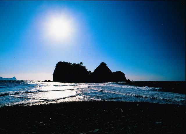 西伊豆 三四郎島
