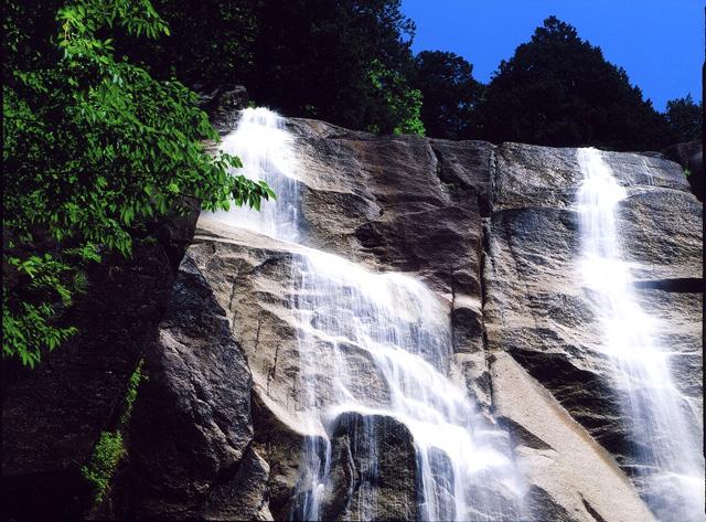 田立の滝群 天河滝
