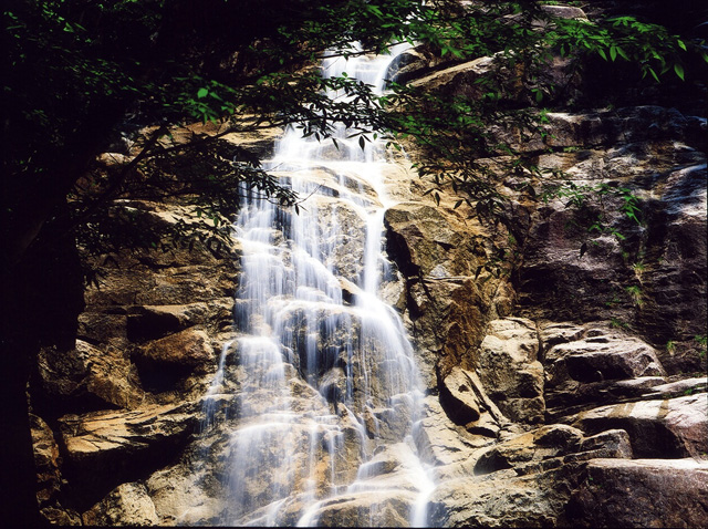 田立の滝群 霧ヶ滝
