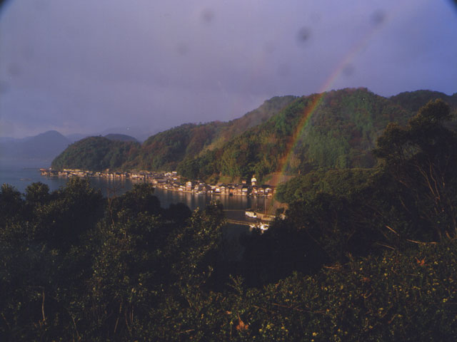 丹後 伊根の舟屋
